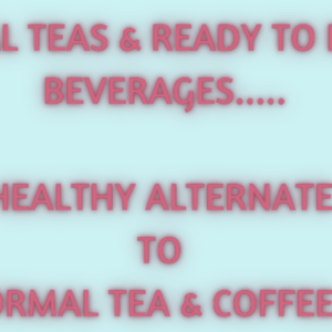 Herbal Ready to drink mixes